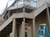 deck fascia - before